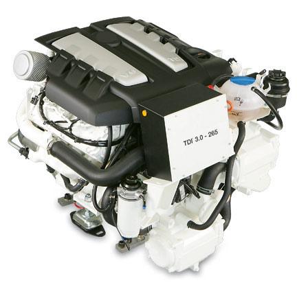 Mercury Mercruiser Diesel Motor - TDI