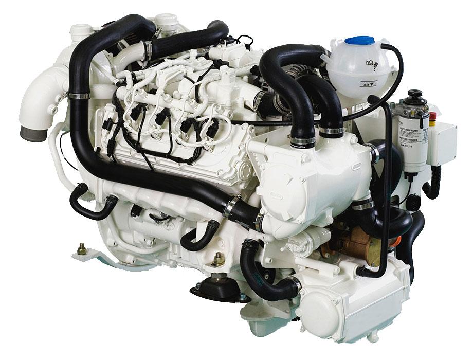 Mercury Mercruiser Diesel Motors - TDI