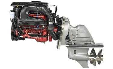 Volvo Penta - Benzinski Motori V-8 Modeli s Z Pogonom