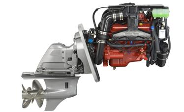 Volvo Penta Benzinski Brodski Motori - V8 sa Z pogonom
