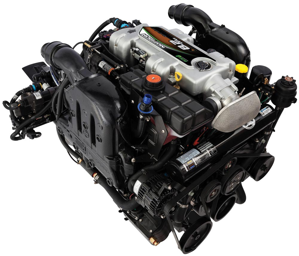 Mercury Mercruiser - Brodski Motori - DTS ECT - Horizon - Benzinski Motori